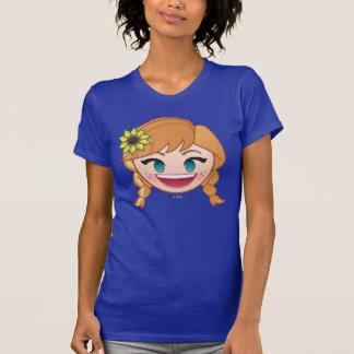 Frozen Emoji   Anna T-Shirt
