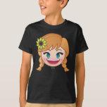 Frozen Emoji | Anna T-Shirt
