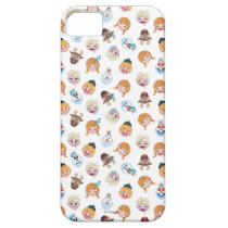 Frozen Emoji Pattern iPhone SE/5/5s Case