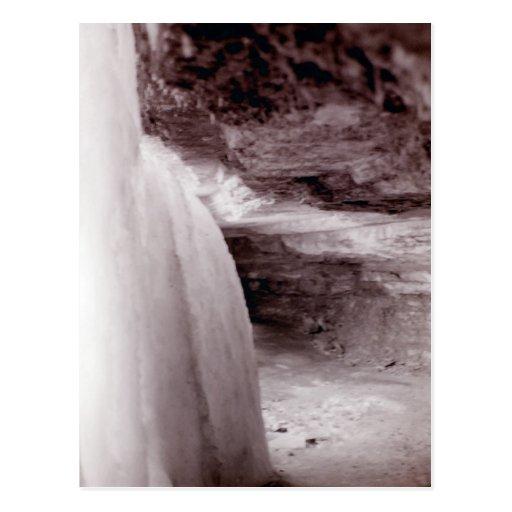 Frozen Falls Post Cards