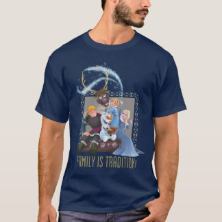Frozen | Family is Tradition T-Shirt
