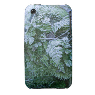 Frozen Fern iPhone 3G/3GS Case Mate Barely There iPhone 3 Case