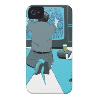 Frozen Game iPhone 4 Case-Mate Case