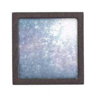 Frozen Glass Gift Box Premium Trinket Box