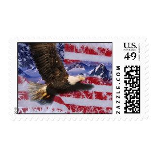 Frozen Glory Stamp