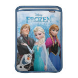 Frozen Group Sleeve For MacBook Air