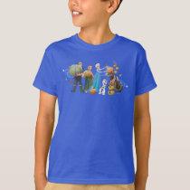 Frozen | Happy Halloween T-Shirt