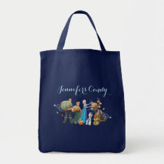 Frozen | Happy Halloween Tote Bag at Zazzle