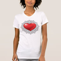 Frozen Heart T-Shirt