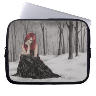 Frozen Hearts Laptop Sleeve Case