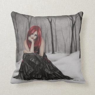 Frozen Hearts Pillow