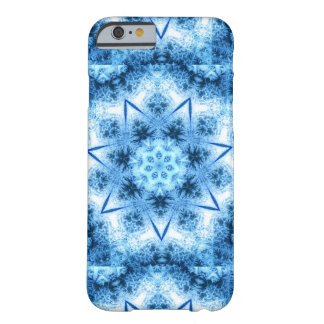 Frozen Ice Blue Crystal iPhone 6 Case