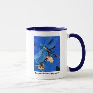 FROZEN IN FLIGHT: A Fight for Freedom! Mug