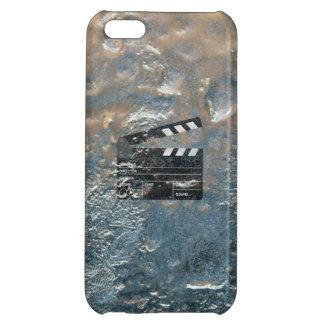 Frozen in Ice Movie Clapboard iPhone 5 Case