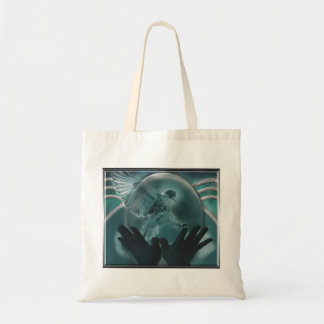 Frozen In Time Budget Tote Bag