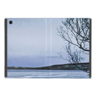 Frozen Lake Case For iPad Mini