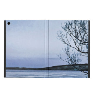 Frozen Lake Case For iPad Air