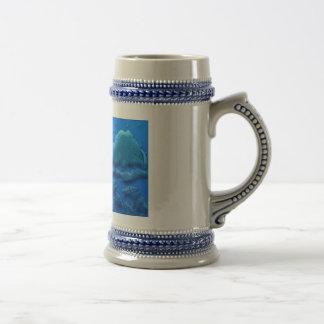 Frozen Land Stein Mug