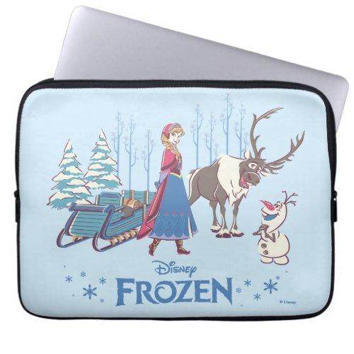Frozen  Listen to your Heart Laptop Sleeve