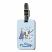 Frozen | Listen to your Heart Luggage Tag