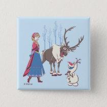Frozen | Listen to your Heart Pinback Button