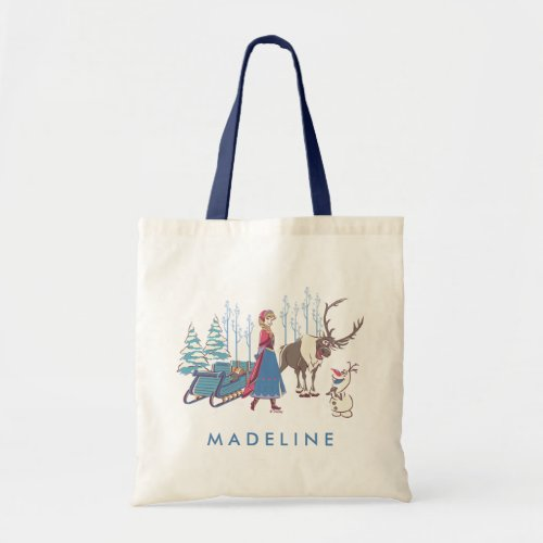 Frozen  Listen to your Heart Tote Bag