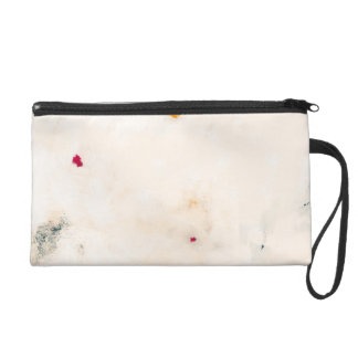 Frozen Love abstract and decorative Wristlet Clutch