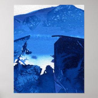 Frozen Ridge Posters