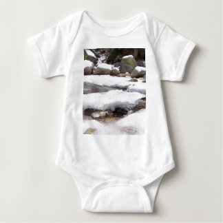 Frozen River At Lodge Pole Sequoia National Park T Shirts