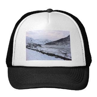 frozen river hat