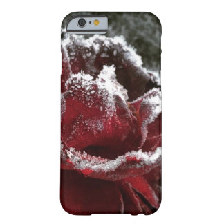 Frozen Rose Barely There iPhone 6 Case