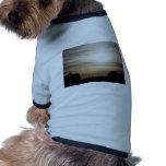 Frozen sky pet tshirt