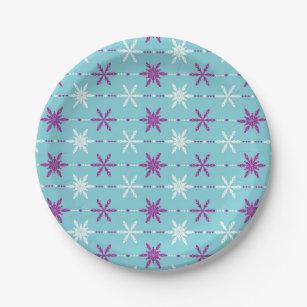 Frozen Birthday Plates | Zazzle