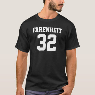 Frozen sports jersey T-Shirt