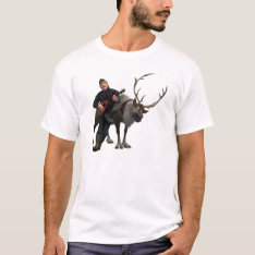 Frozen | Sven and Kristoff T-Shirt at Zazzle