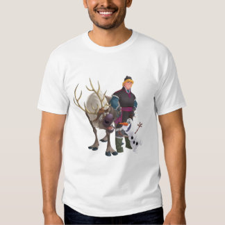 Frozen | Sven, Olaf and Kristoff T Shirt