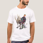 Frozen   Sven, Olaf and Kristoff T-Shirt