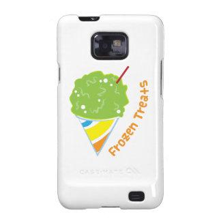 Frozen Treats Samsung Galaxy SII Cases