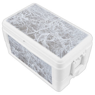 Frozen Tree Branches 48 Quart Ice Chest