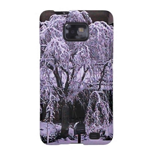 Frozen tree galaxy SII case