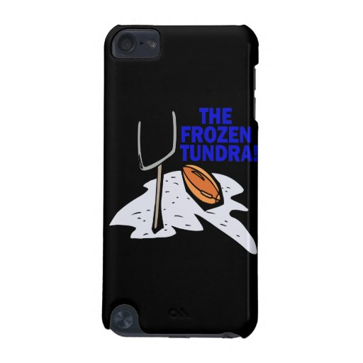 Frozen Tundra iPod Touch 5G Case