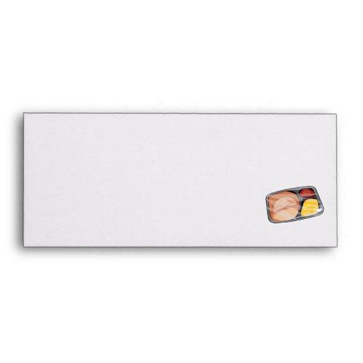 frozen tv dinner envelopes