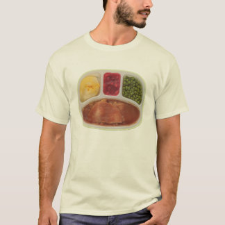 FROZEN TV DINNER t-shirt