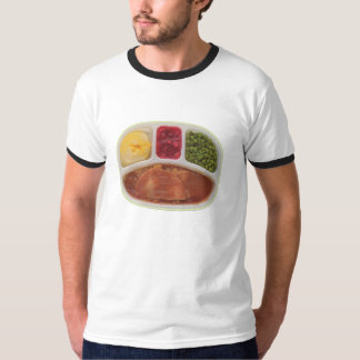 FROZEN TV DINNER tee shirt