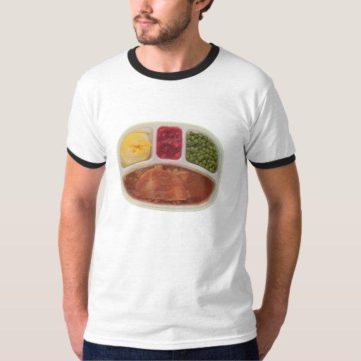 FROZEN TV DINNER tee shirt