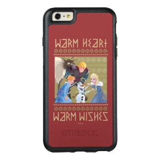 Frozen   Warm Heart Warm Wishes OtterBox iPhone 6/6s Plus Case