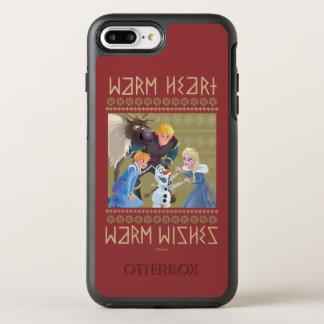 Frozen   Warm Heart Warm Wishes OtterBox Symmetry iPhone 8 Plus/7 Plus Case