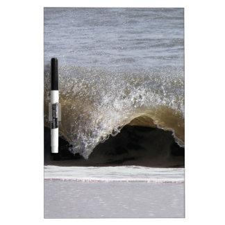 Frozen Wave Dry-Erase Boards