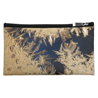 Frozen Window in the Morning Cosmetic Bag