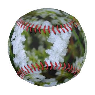 Frozen Winter Grass Baseball